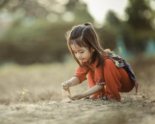 Innerlijk kind - het pure kind